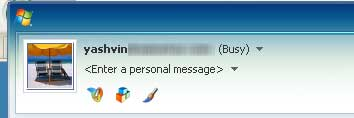 Sign into msn messenger