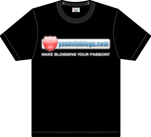 yashvinblogs-tshirt