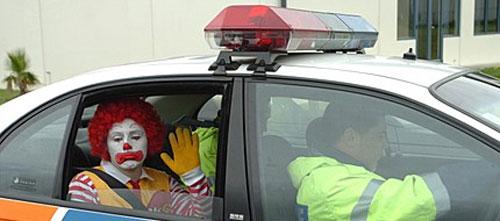 ronald-mcdonald-is-arrested