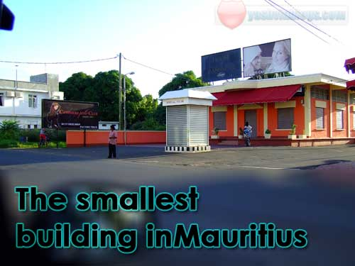 Smallest Building Of Mauritius