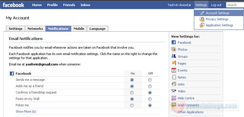 facebook-choose-mails