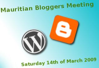 Mauritian bloggers meeting
