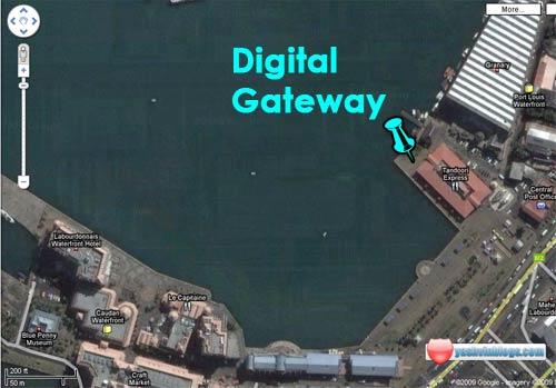 The Digital Gateway Mauritius