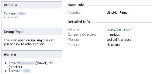 Mauritian author Facebook