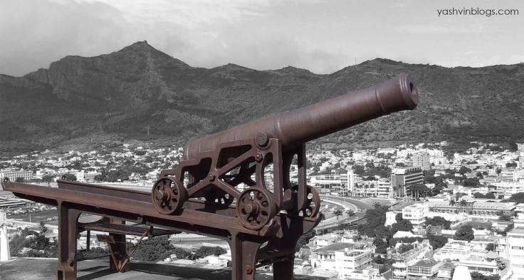 Guarding the capital