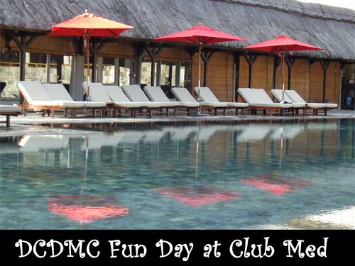 Club Med Swimming Pool