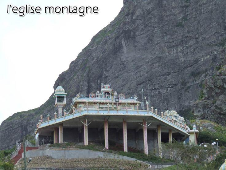 L'eglise montagne