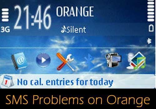 sms problems orange mauritius