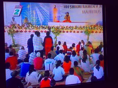 ramdev audience