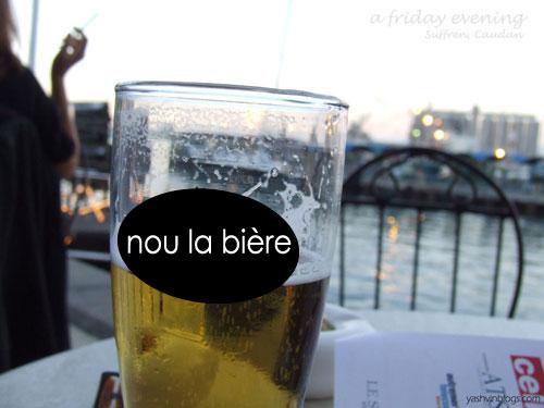 nou la biere