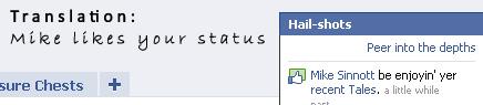 Status Pirate Mode