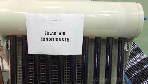Solar Air Conditionner