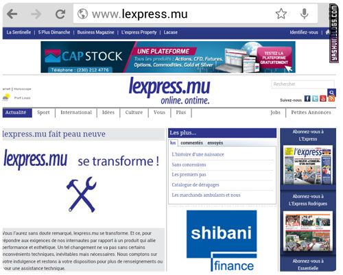 lexpress-new-version