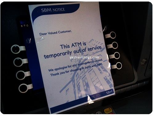 SBM ATM
