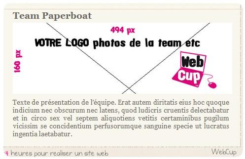 webcup team