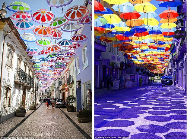 parasol portugal