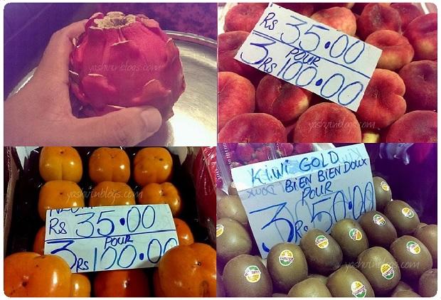 fruits 2014