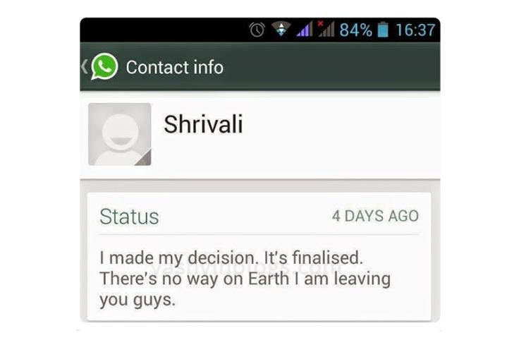 Shrivali
