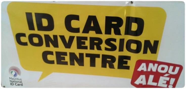 ID Conversion Center