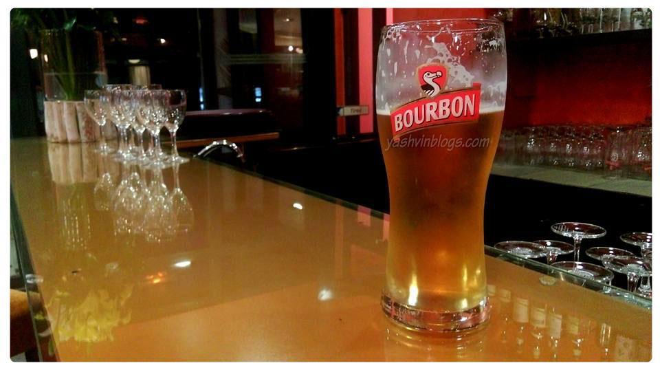bourbon beer