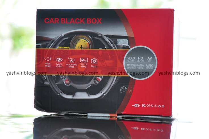 Dashcam B40 box